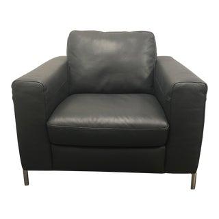 Natuzzi Sollievo B845 Leather Armchair