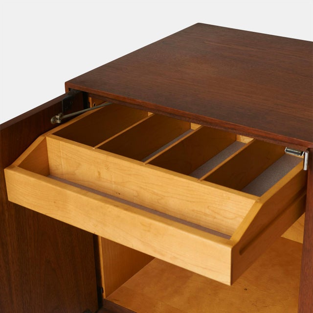 Chrome Credenza Model #541 by Florence Knoll For Sale - Image 7 of 11
