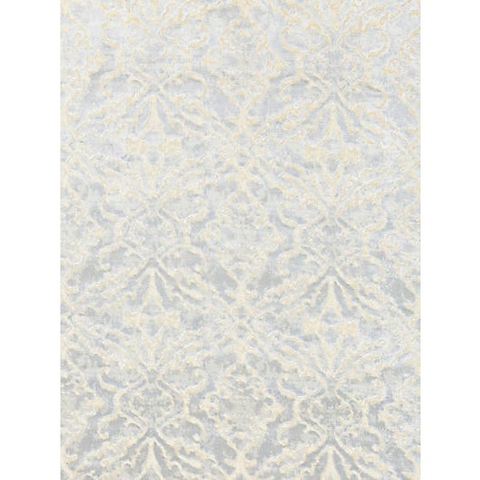 Traditional Scalamandre Palazzo Velvet, Glacier For Sale - Image 3 of 3