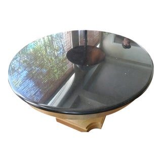20th Century Art Deco Nancy Corzine Dining Table For Sale