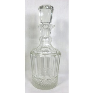 Antique Hand Cut Crystal Liquor Decanter Preview
