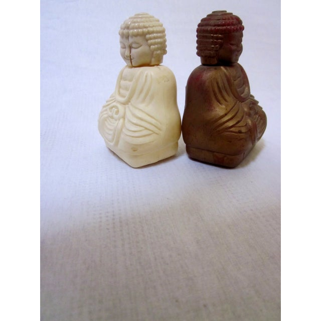 Refillable Buddha Fragrance Bottles - A Pair - Image 7 of 7