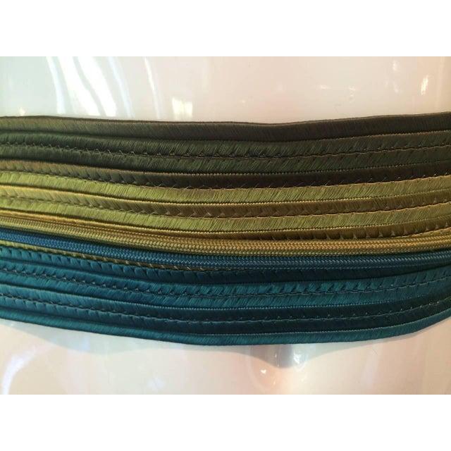Fabric Vintage Yves Saint Laurent Russian Collection Passementerie Tassel Belt Ysl For Sale - Image 7 of 12