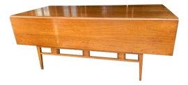 Image of Walnut Drop-Leaf and Pembroke Tables