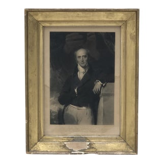 Print Of Charles Earl Grey In A Watergilt Frame