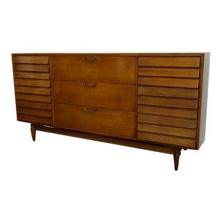 American of Martinsville Mid Century Modern Dresser For Sale