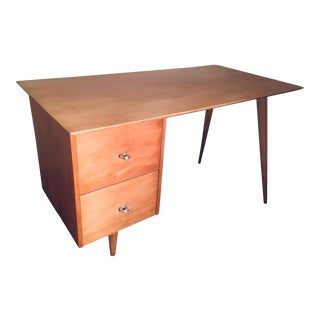 1950s Mid Century Modern Planner Group Desk by Paul McCobb for Winchendon For Sale