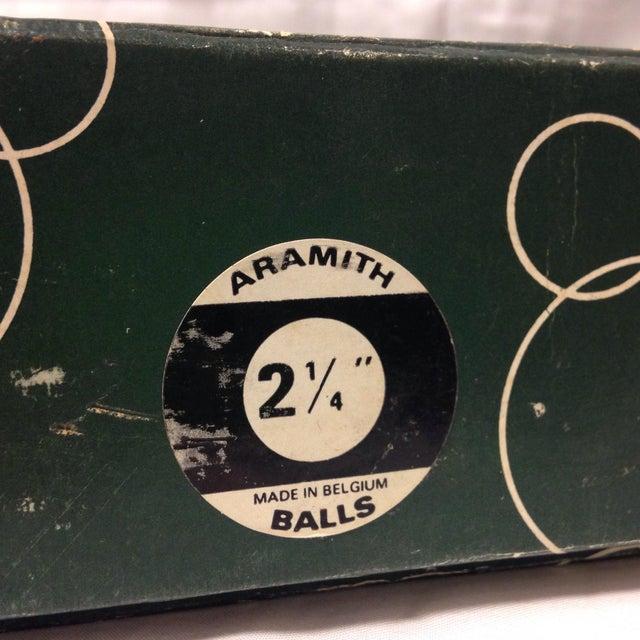 Vintage Belgian Aramith Billiard Pool Balls - Image 6 of 6