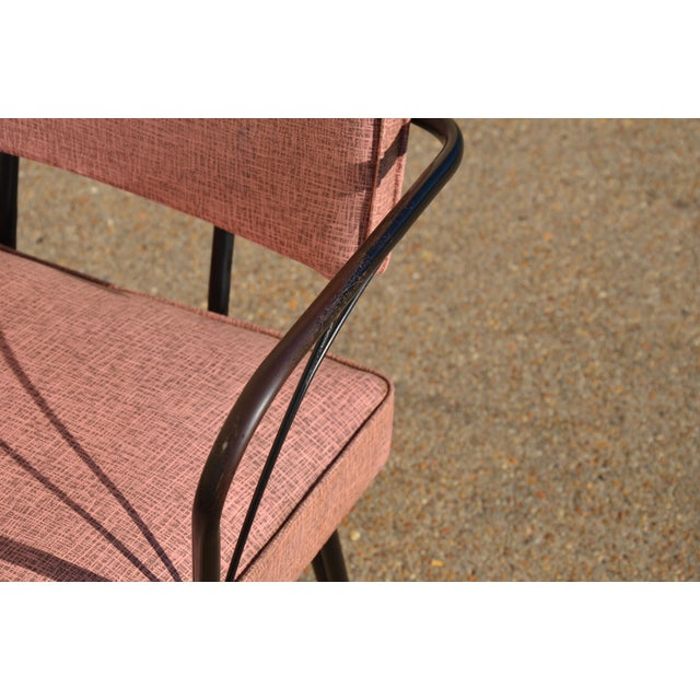 Vintage Mid-Century Modern Viko Baumritter Lounge Chair For Sale - Image 9 of 13