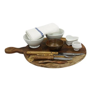 French Charcuterie Set - 11 Pieces