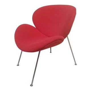 Orange Slice Lounge Chair in Style of Pierre Paulin for Artifort For Sale