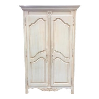 Ethan Allen Country French Armoire For Sale