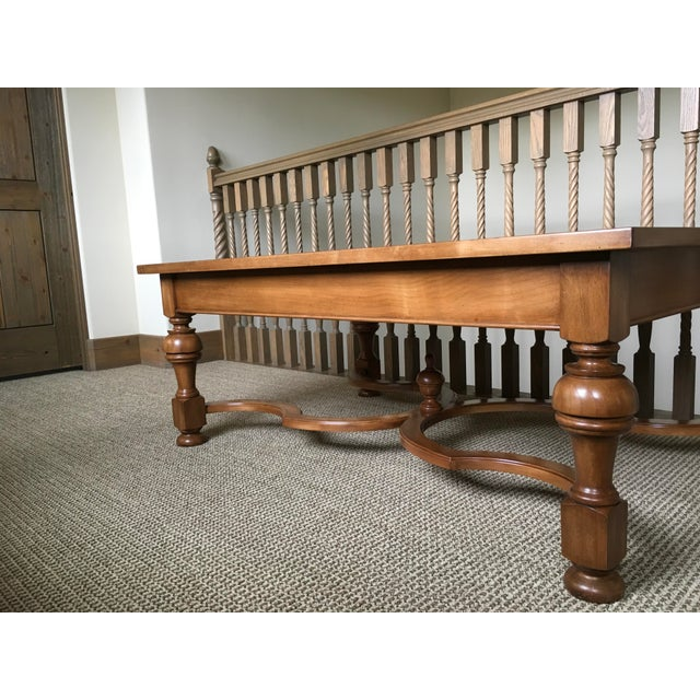 This stunning table from Fremarc Designs is in absolutely pristine condition. I ordered it through my designer a few years...