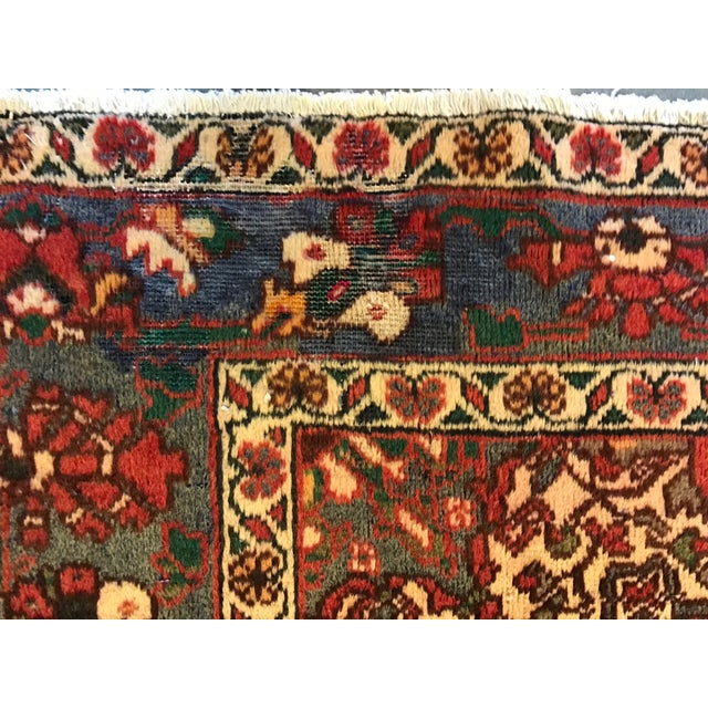 Large Hand Knotted Persian Rug - 6'11x10'0 - Image 5 of 11