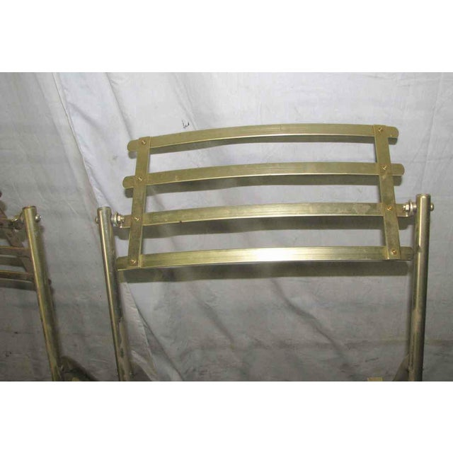 Mid-Century Modern Mid-Century Modern Folding Chair For Sale - Image 3 of 10