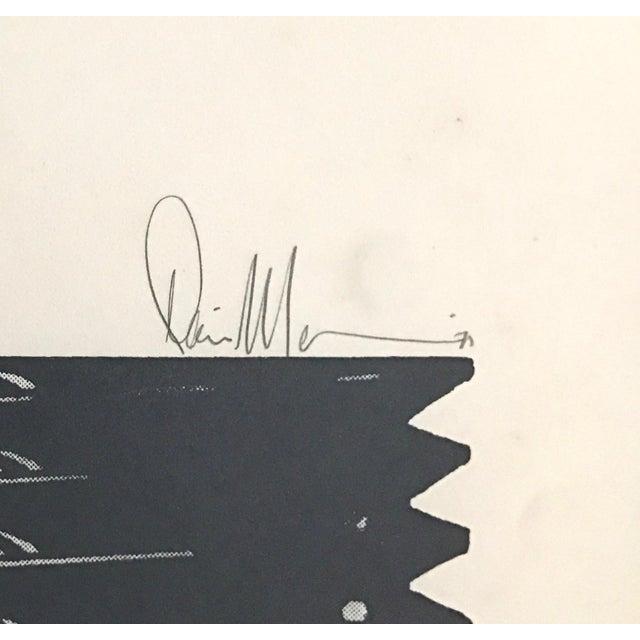 Printmaking Materials 1971 Sparkplug Pop Art Silkscreen Signed & Numbered For Sale - Image 7 of 10