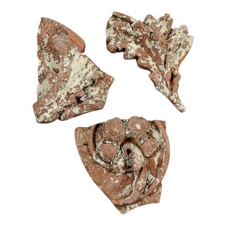 Collection Architectural Fragments - Set of 3 For Sale