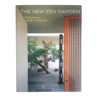 """The New Zen Garden"" 1st Edition Modernist Garden Design Book"
