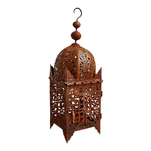 Moroccan Kasbah Lantern For Sale