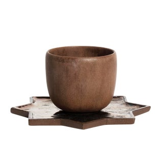 Eight Point Star Espresso Cup For Sale