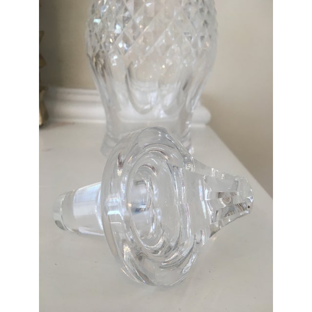 Vintage Waterford Hand Cut Crystal Decanter - Image 7 of 7