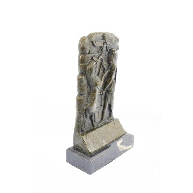 Darius the Great Art Sculpture For Sale - Image 10 of 10