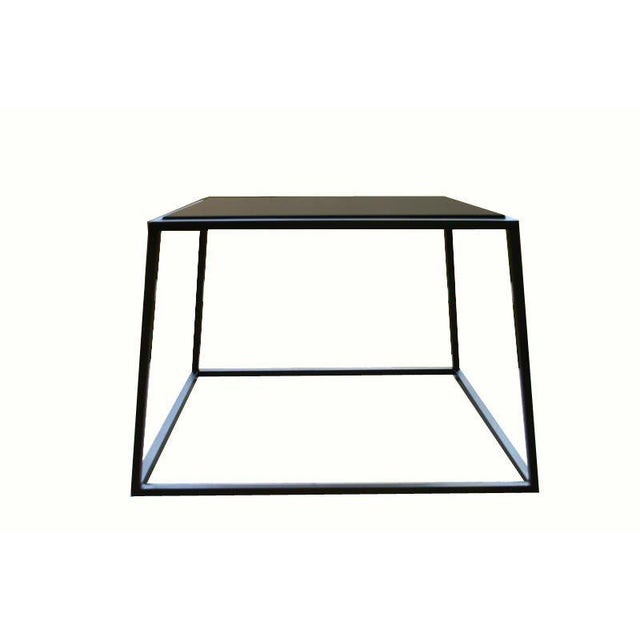 Customizable Richard Glass Top Table - Image 2 of 10