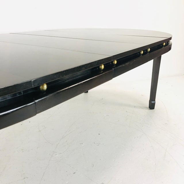 1960s Widdicomb Dining Table For Sale - Image 5 of 9