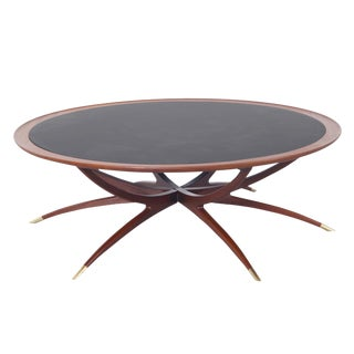 Vintage Spider Leg Coffee Table For Sale