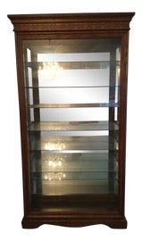 Image of Curio Display Cabinets