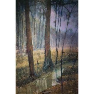 "Chris Burkholder ""Kickapoo"" Acrylic Painting For Sale"