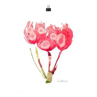 Premium Giclee Print Of Botanical Tulips