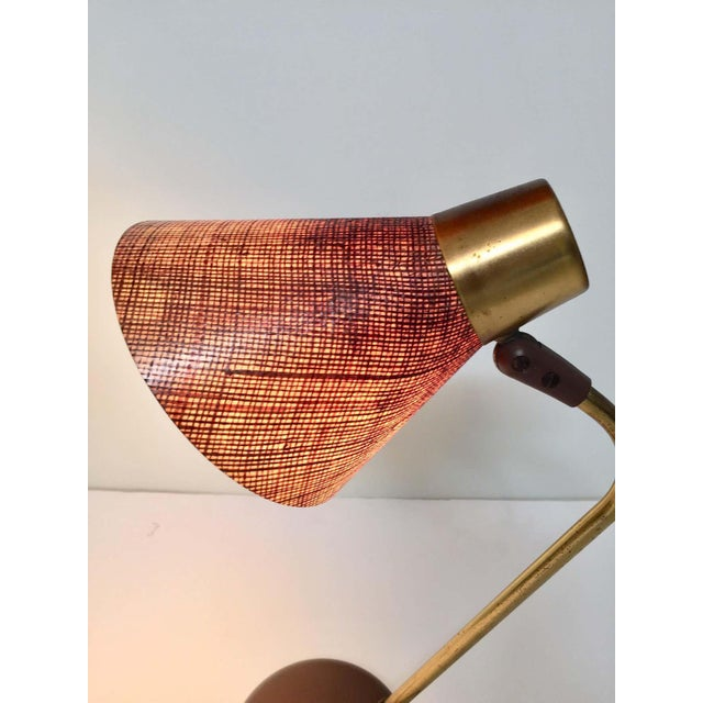 Gerald Thurston Desk Table Lamp for Lightolier, 1950s For Sale - Image 11 of 13
