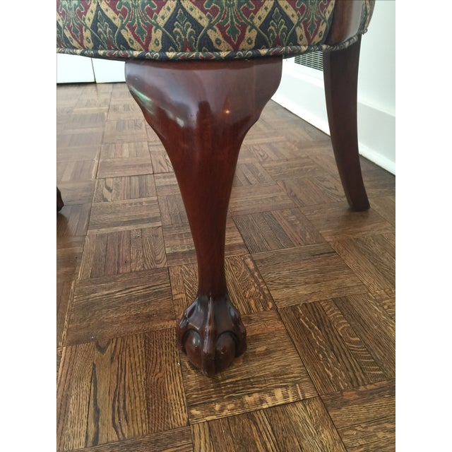 Colonial Reproduction Ball Claw Style Chair - Image 6 of 6