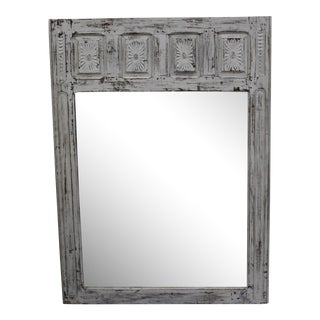 19th Century Neoclassical Italian Wall Mirror For Sale