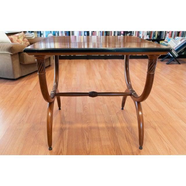 1960s 1960s Vintage Robsjohn-Gibbings Side Tables - a Pair For Sale - Image 5 of 11