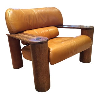 Messina / Somoan Armchair by Pacific Green Furniture For Sale