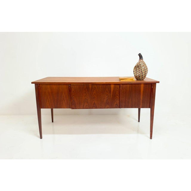Wood Mid 20th Century Jack Cartwright Desk For Sale - Image 7 of 8