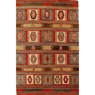 "Konya Red Rug-6'4""x 9'5"" For Sale"