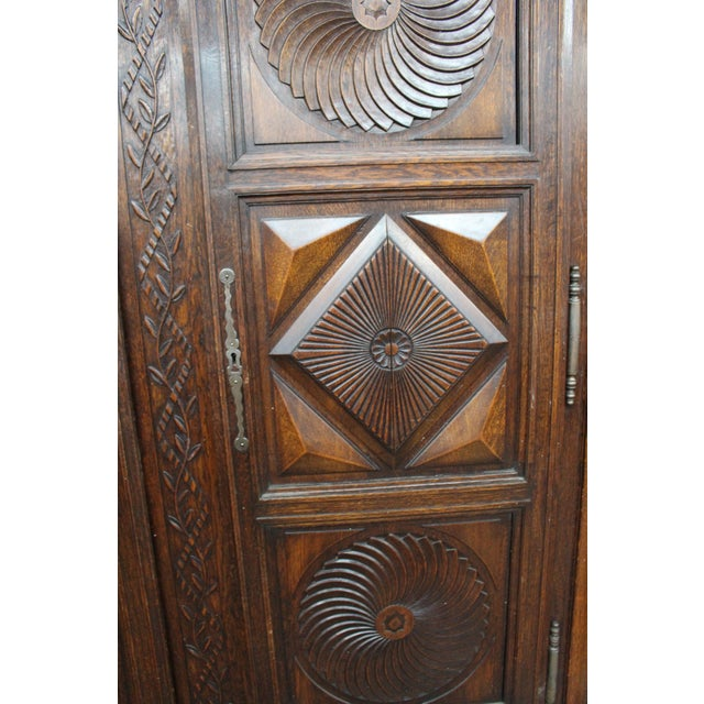 18th Century French Armoire/Wardrobe For Sale - Image 4 of 5