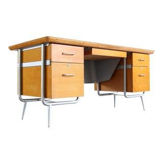 Raymond Loewy Executive Desk for Brunswick For Sale