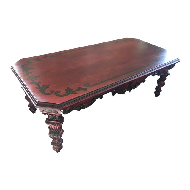 Charles Pollock Coffee Table - Image 1 of 5