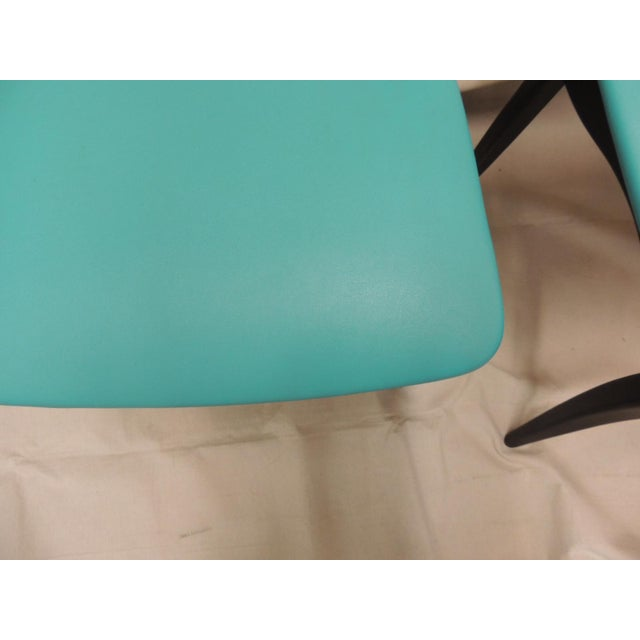 Stakmore Mid-Century Folding Chairs - A Pair - Image 7 of 8