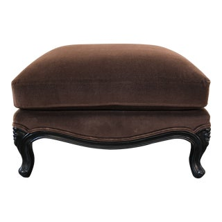 Ralph Lauren Home Rue Royale Ottoman For Sale
