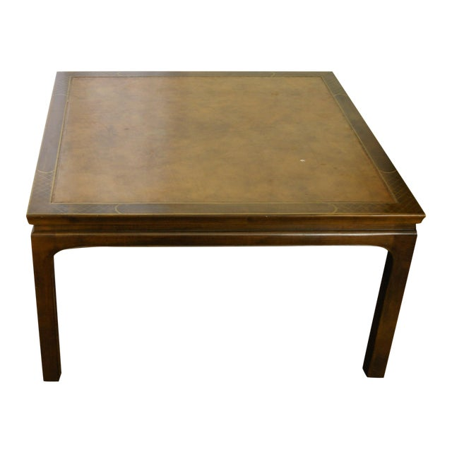 Baker Furniture Paris Coffee Table: Baker Furniture Chinoiserie Coffee Table