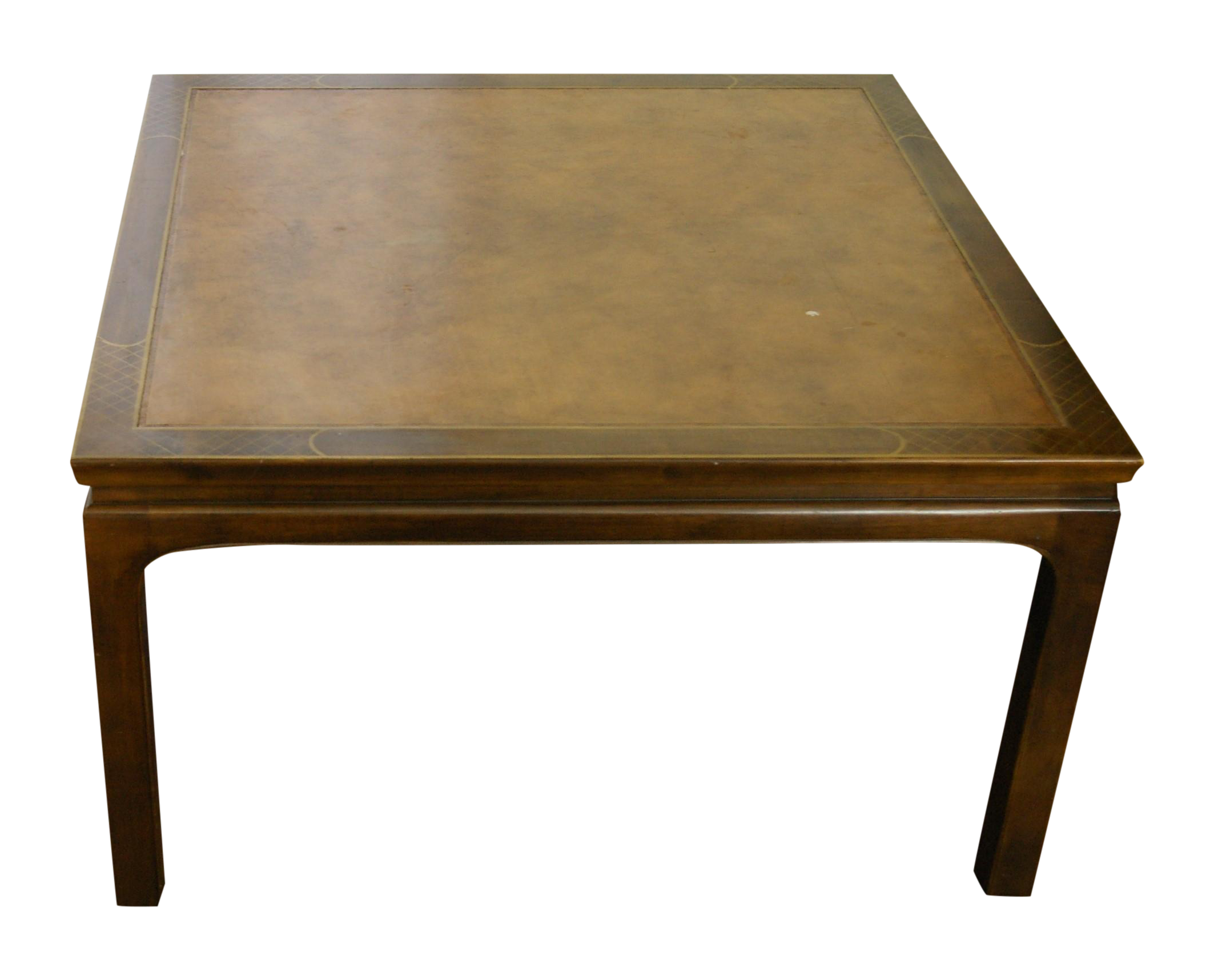 Baker Furniture Chinoiserie Coffee Table   Image 1 Of 12