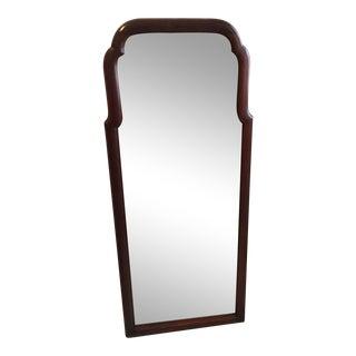 Henkel Harris Solid Mahogany Traditional Mirror