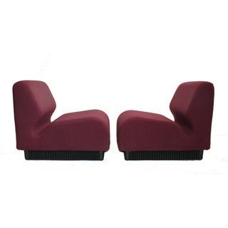 Don Chadwick Herman Miller Slipper Chairs - Pair
