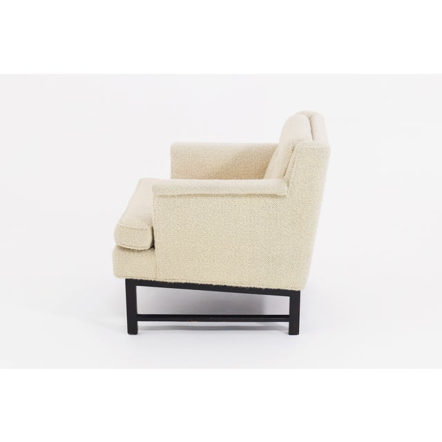 Modern Vintage Mid Century Edward Wormley for Dunbar Lounge Chair For Sale - Image 3 of 9