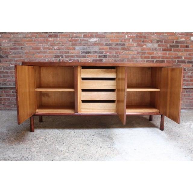 T.H. Robsjohn-Gibbings 'Ming' Walnut Cabinet - Image 4 of 10
